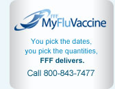 Place Your Flu Vaccine Order on MyFluVaccine.com